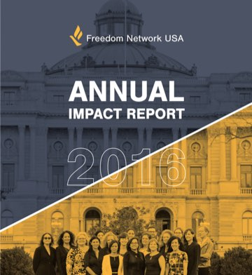 impact report 2016