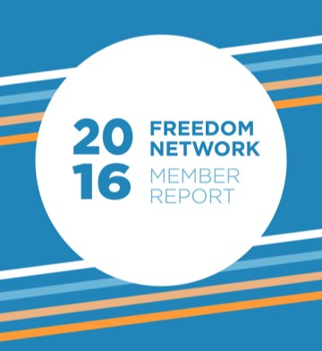 2016 freedom network member report