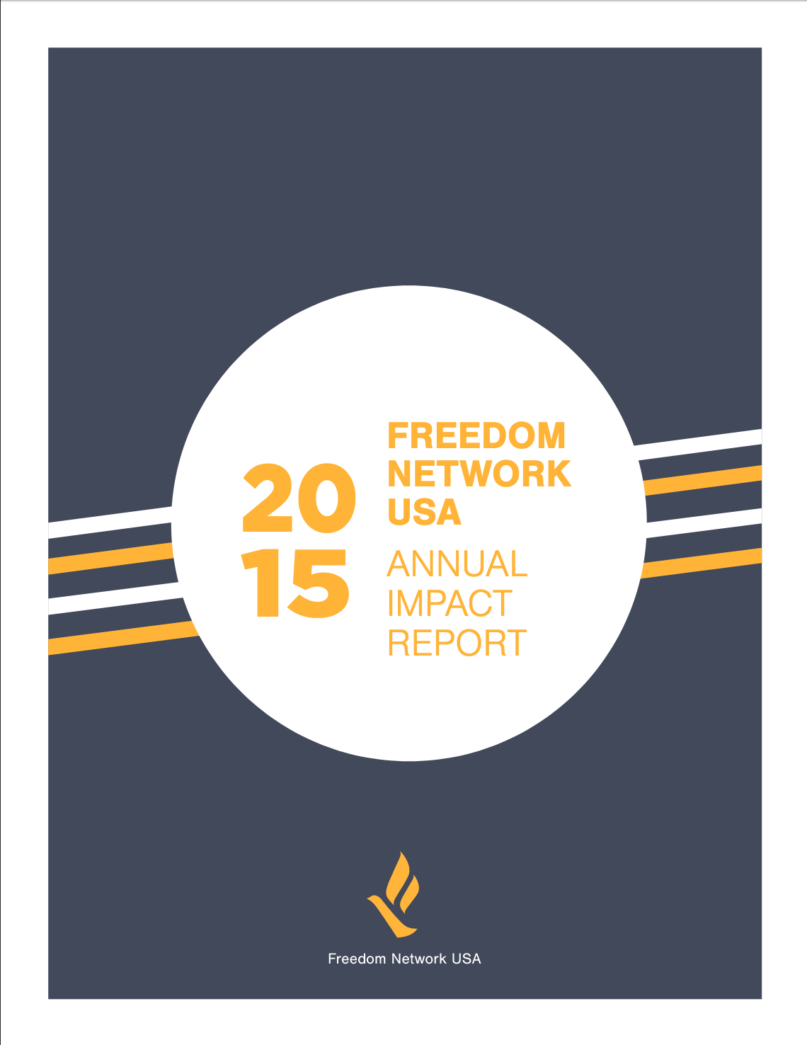 impact report freedom network usa
