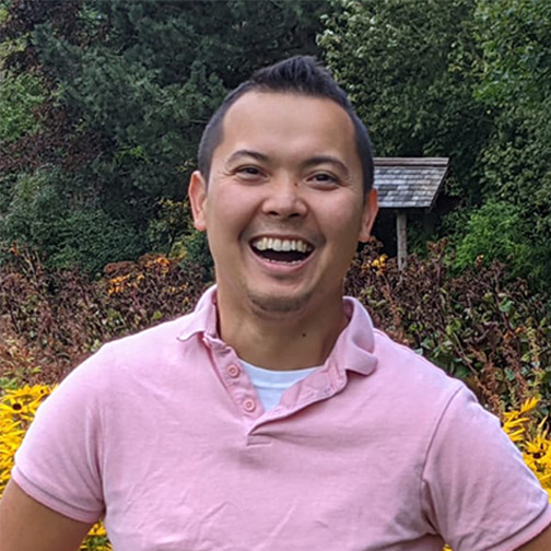 Phu Pham, Finance Manager  - Headshot